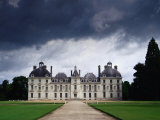 Chateau De Cheverny, Cheverny, France Photographic Print by Diana Mayfield