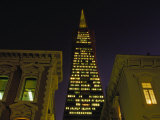 Transamerica Pyramid, San Francisco, California, USA Photographie par Roberto Gerometta