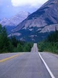 Icefield Parkway, Banff, Alberta, Canada Photographic Print by Jan Stromme