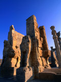 Gateway of All Nations Built by Xerxes I (485-465 BC) Persepolis (Takht-E Jamshid), Fars, Iran Photographie par Phil Weymouth
