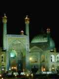 Masjed-E Emam in Emam Khomeini Square, Esfahan, Iran Photographic Print by Phil Weymouth