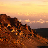 Haleakala Crater, Haleakala National Park, Maui, Hawaii, USA Photographic Print by Wes Walker