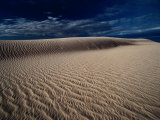 Sand Dune, Mungo National Park, New South Wales, Australia Photographic Print by Richard I'Anson