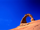 Rock Formation Known as Delicate Arch Arches National Park, Utah, USA Photographic Print by Rob Blakers