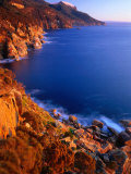 Coastline of Maria Island National Park, Maria Island, Tasmania, Australia Photographic Print by Rob Blakers