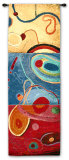 String Theory III Wall Tapestry by Don Li-Leger