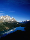 Peyto Lake, Banff, Canada Photographic Print by Rick Rudnicki