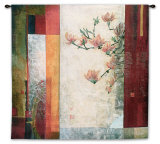 Manhattan Garden Wall Tapestry by Don Li-Leger