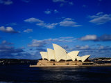 Sydney Opera House at Circular Quay, Sydney, Australia Photographic Print by Richard I&#39;Anson