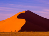 World's Tallest Sand Dunes, Namibia World Heritage Site, Namibia Photographic Print by Michele Westmorland