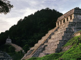 Palenque, Chiapas, Mexico Photographic Print by Kenneth Garrett