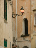 Street light Detail, Ischia Ponte, Ischia, Bay of Naples, Campania, Italy Photographic Print by Walter Bibikow