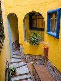 Hotel El Meson De Los Poetas, Guanajuato, Mexico Photographic Print by Julie Eggers