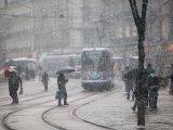 winter in Grenoble
