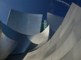 Walt Disney Concert Hall, Los Angeles, California, USA Photographie par Walter Bibikow
