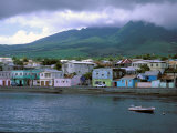 Waterfront, Basseterre, St. Kitts, Caribbean Photographic Print by Nik Wheeler