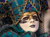 Carnival, Venice, Italy Fotografie-Druck von Sergio Pitamitz