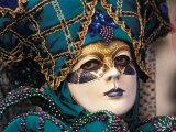Carnival, Venice, Italy Photographic Print by Sergio Pitamitz