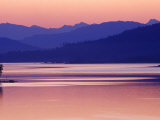 Lake Pend Oreille near Sandpoint, Idaho, USA Photographic Print by Chuck Haney