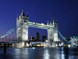 Tower Bridge, London, England Lmina fotogrfica por Sergio Pitamitz