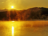 Sunrise Over Lake Dillon, Colorado, USA Photographic Print by Chuck Haney