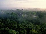 Tikal, Maya, Guatemala Photographie par Kenneth Garrett