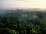 Tikal, Maya, Guatemala Photographic Print by Kenneth Garrett