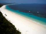 Whitehaven Beach, Whitsunday Island, Australia Photographic Print by Stuart Westmoreland