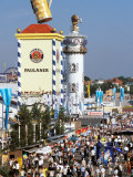 Oktoberfest, Munich, Germany Photographic Print by Adam Jones