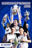Rangers - cup winners Posters