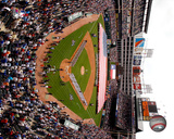 Rangers Ballpark in Arlington 2008 Opening Day; Texas Rangers Photo