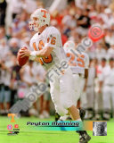 Peyton Manning University of Tennessee; 1997 Action Photo