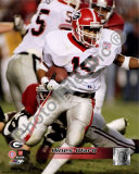 Hines Ward University of Georgia Bulldogs Action Photo
