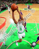 Leon Powe, Game 2 of the 2008 NBA Finals; Action 6 Photo