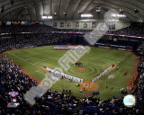 Metrodome 2008 Opening Day; Minnesota Twins Photo