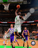 Kevin Garnett, Game 1 of the 2008 NBA Finals; Action 1 Photo