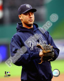 Derek Jeter 2008 Close Up Photo
