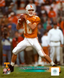 Peyton Manning University of Tennessee Volunteers Action Photo