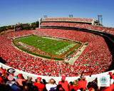 Sanford Stadium, Univserity of Georgia Bulldogs; 2007 Photo