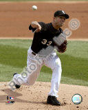 Javier Vazquez 2008 Pitching Action Photo