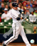 Ryan Braun 2008 Batting Action Photo