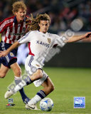 Kyle Beckerman 2008 Soccer Action; 92 Photographie