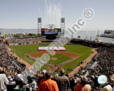 AT&T Park 2008 Opening Day; SanFrancisco Giants Photo