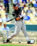Matt Holliday 2008 Batting Action Photo