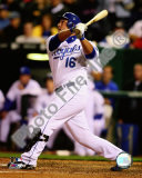 Billy Butler 2008 Batting Action Photo
