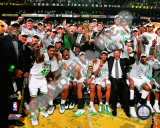 2007-2008 Boston Celtics NBA Finals Champions Foto