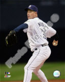 Greg Maddux 2008 Pitching Action. Maddux's 350th career victory as the Padres won 3-2 Photo