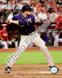 Kevin Kouzmanoff 2008 Batting Action Photo