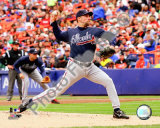 John Smoltz 2008 Pitching Action Photo