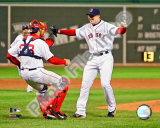 Jon Lester&#39;s 2008 No Hitter, Celebration Photo
